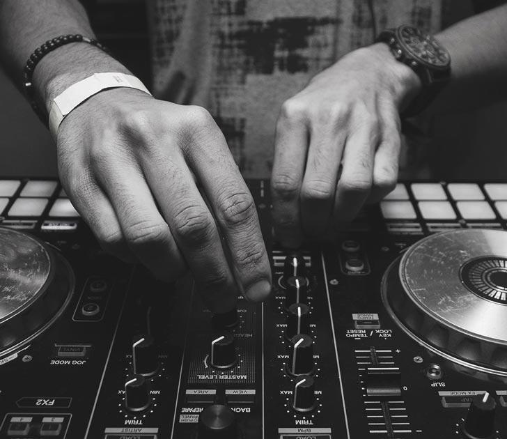 DJ Live Musik